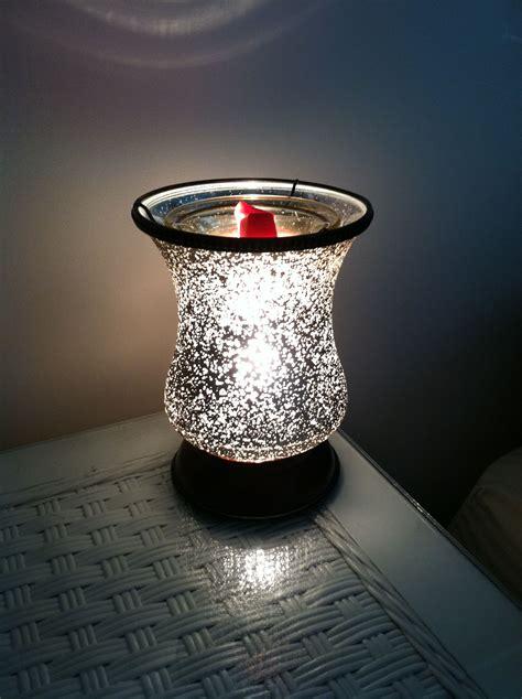 cream lampshade warmer scentsy lampshade