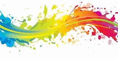 Graphic Graphics Colours Designer Colorful Splash Designers