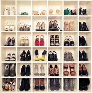 Casier A Chaussure : le range chaussures mural designs modernes ~ Nature-et-papiers.com Idées de Décoration