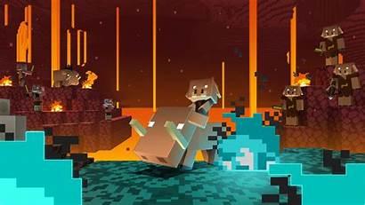 Minecraft Nether Update Wallpapers Texture Pack Bones