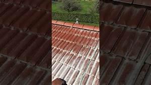 Nettoyage Toiture Karcher : d moussage et nettoyage de toiture sans k rcher youtube ~ Dallasstarsshop.com Idées de Décoration