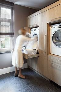 Laundry, Room, Design, Idea, Put, Your, Washer, And, Dryer, Up