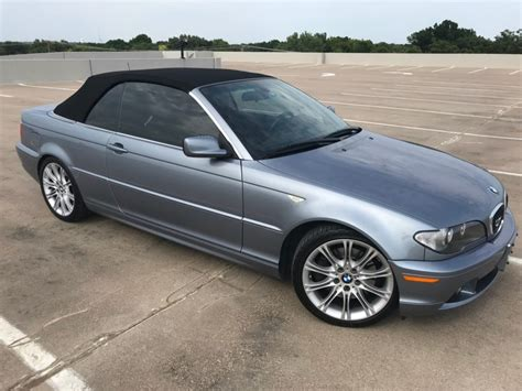 2006 Bmw 330ci Convertible 6-speed For Sale On Bat