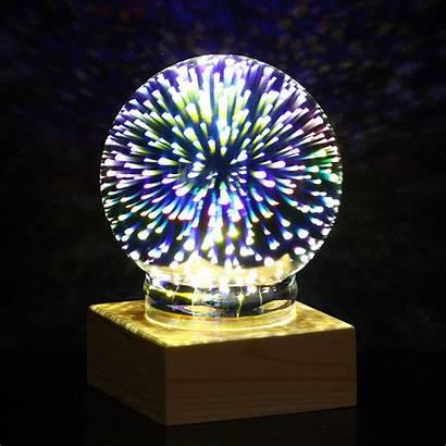 Plasma Ball Crystal Globe Lamp Magic Sphere