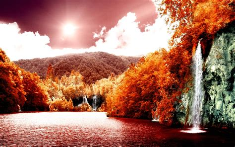 Beautiful Autumn Wallpapers by Beautiful Autumn Wallpapers Wallpaper Cave