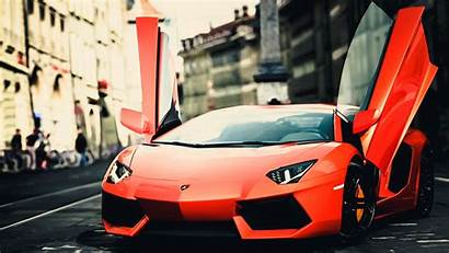 Lamborghini Wallpapers Aventador Supercars Cars Pantalla Imagenes