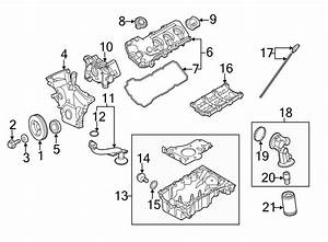 2013 Lincoln Mkt Engine Diagram