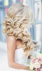Coiffure Femme Pour Mariage : 1001 photos pour trouver votre coiffure de mari e et les astuces savoir auparavant ~ Dode.kayakingforconservation.com Idées de Décoration