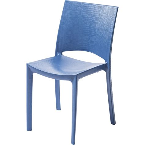 leroy merlin chaise jardin chaise de jardin en résine cocco bleu leroy merlin