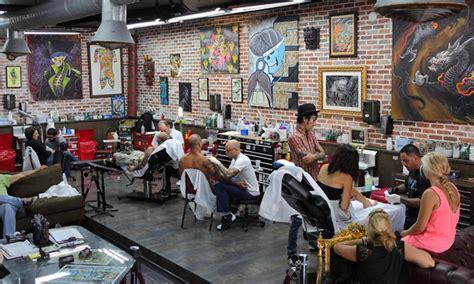 tattoo parlors    highsnobiety