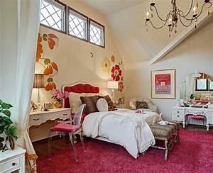 1001 manieres superbes de faire eclater la deco avec la With tapis chambre enfant avec canapé couleur camel