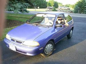 Overburn12 1995 Ford Aspire Specs  Photos  Modification