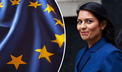 It's not racist to worry about immigration, says Priti ...