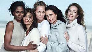 How the beauty world woke up to the power of older models