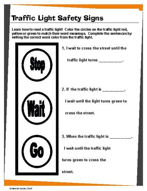 ideas about safety worksheets for kindergarten bridal
