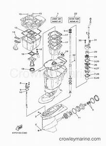 2005 yamaha outboard 90hp f90tlr parts lookup With diagram of 2005 f225txrd yamaha outboard fuel injection pump 1 diagram