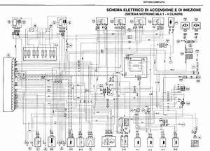 Alfa Romeo Spider Motronic Ml4 1 Harness