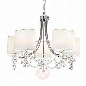 Elegant Moderner Kronleuchter NINA Kaufen Lampenweltde