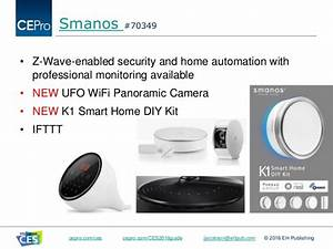 Ultimate Guide To Home Automation At Ces 2016