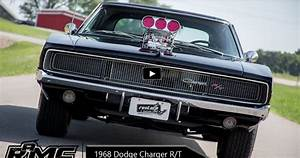 BLOWN 800HP 1968 DODGE CHARGER R/T BEAST | HOT CARS