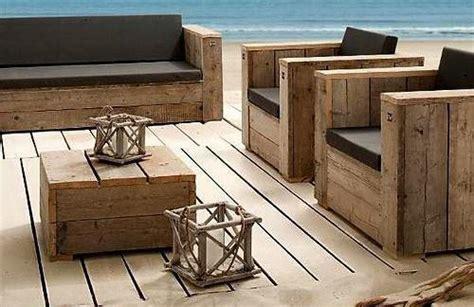 wood pallet garden furniture pallets designs