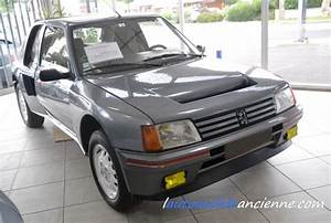 205 Turbo 16 : peugeot 205 turbo 16 s rie 200 1984 l 39 automobile ancienne ~ Maxctalentgroup.com Avis de Voitures