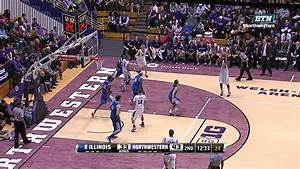 Northwestern Men's Basketball - Eastern Illinois Game ...