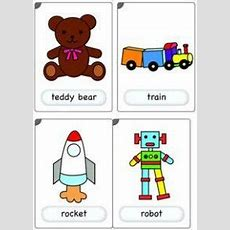 Playing Toys Flashcards With Kids Increase Their Vocabulary Download Other Flashcards, Cut Them
