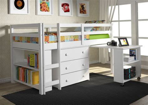 bed desk combo breathtaking bunk bed with drawers and desk desk