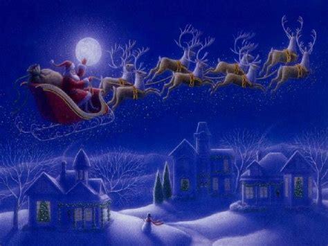 Widescreen 3d Christmas Wallpaper