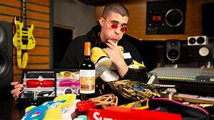 why fitness is essential bad bunny on his day one reeboks and why he 39 s obsessed