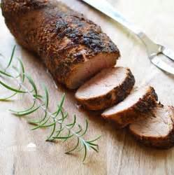recipe for pork loin easy roasted pork tenderloin recipe dishmaps