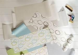 Peut On Peindre Sur De La Tapisserie : comment poser du papier peint castorama ~ Nature-et-papiers.com Idées de Décoration