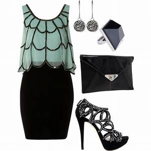 25 Gorgeous Polyvore Combinations for a Night Out 2015/16
