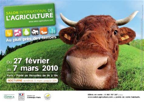 Salon De L Agriculture Le Bio Est En La Mascotte Du Salon De L Agriculture Est Une Salers