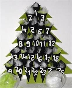 Fabriquer Un Calendrier De L Avent : faire un calendrier de l 39 avent les tutos ~ Nature-et-papiers.com Idées de Décoration