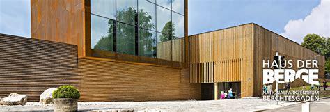 Nationalparkzentrum Haus Der Berge In Berchtesgaden