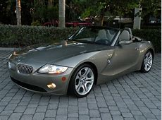 2005 BMW Z4 Convertible For Sale Auto Haus of Fort Myers