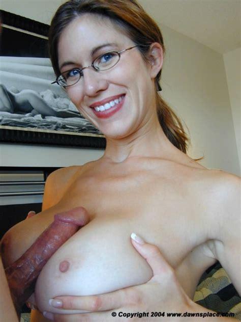 Big Boobs Milf Dawn Allison Gives A Nice Tit Wank