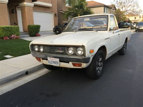 1973 Datsun Truck by 1973 Datsun Collectible Great Running Early