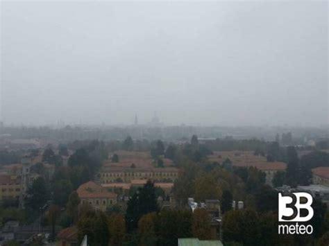 Previsioni Meteo Pavia by Meteo Pavia Nebbie Fino A Venerd 236 Molte Nubi Sabato 171 3b