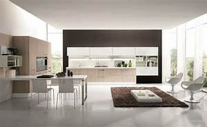 Stunning Cucina Moderna Rovere Grigio Gallery Embercreative Us ...