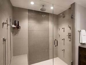 Bathroom design trend shower lighting hgtv for In shower lighting