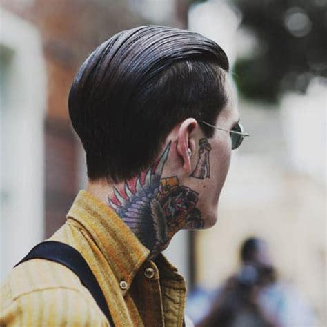greaser hairstyles men mens hairstyles haircuts