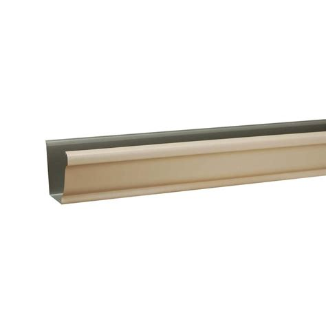 amerimax home products 5 in x 10 ft k style light maple