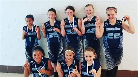 championships  team carolina girls