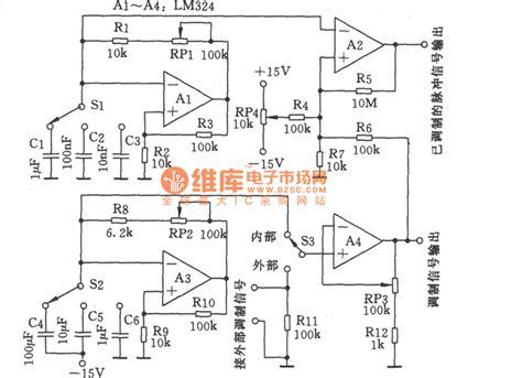 practical pulse signal generator circuit diagram control circuit circuit diagram seekic