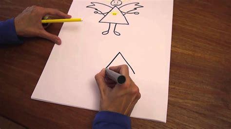 wie zeichne ich einen engel tutorial mit bea beste youtube