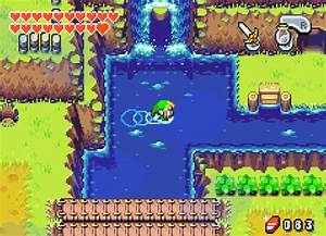 The Legend Of Zelda The Minish Cap Udcs Rom