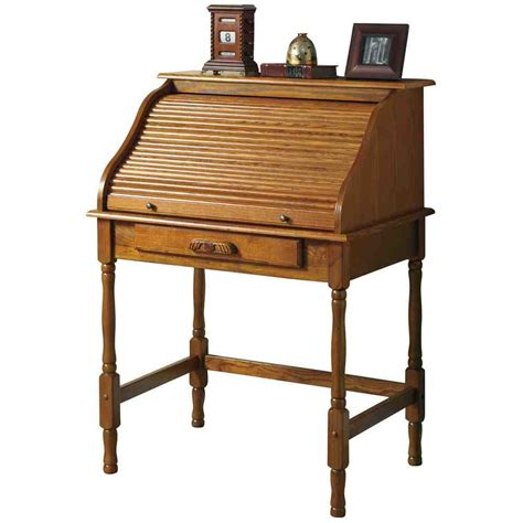 roll top secretary desk coaster secretary desk home furniture design